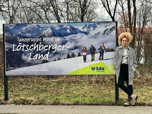 BLS Winterkampagne 2018 / Foto: Caspar Martig