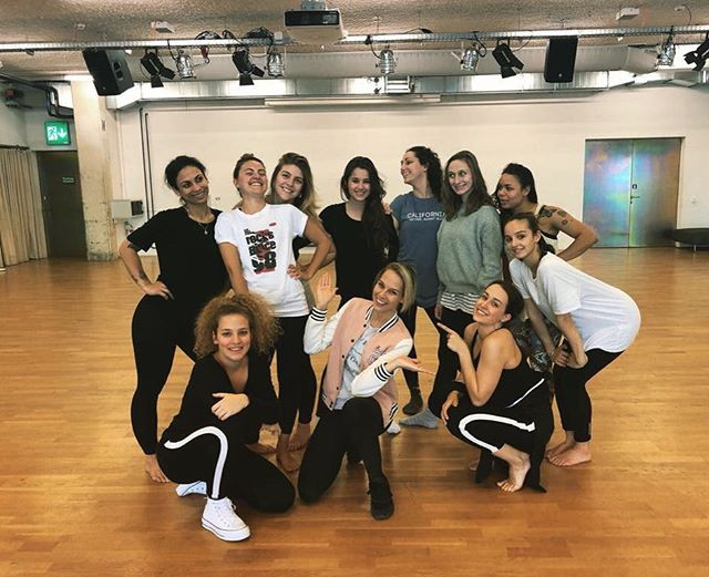 Xpression Dance Company mit Linda Fäh
