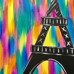 Colorful Paris