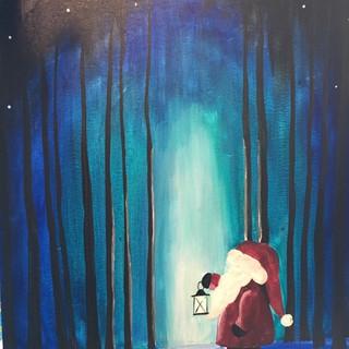 Z-Santa's Lantern
