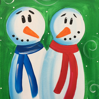 Z-Frosty Friends
