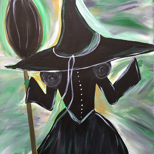 Witch Back