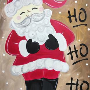 Z-Ho Ho Ho Santa