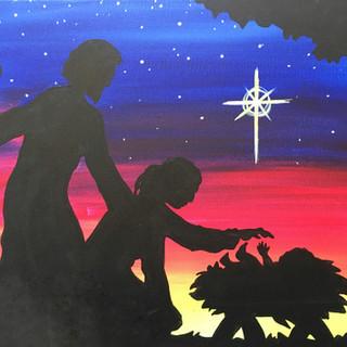 Z-Nativity at Sunset