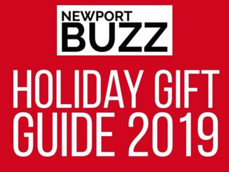 Newport BUzz names get a grip one of the best gifts for 2019!