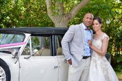 Surrey wedding