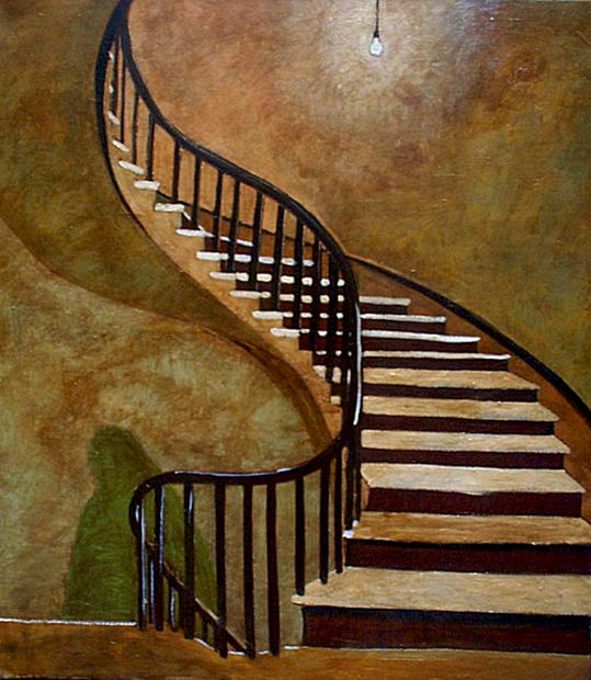 Flying Staircase