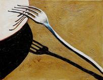 Fork - after Kertesz