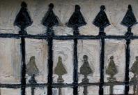 Mausoleum Fence NOLA
