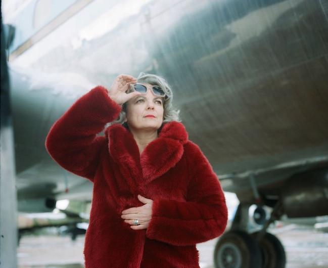 Glamorous at Pima Airfield Tuscon, AZ