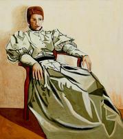 Victoria in White