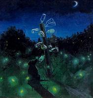 Mojo with Fireflies