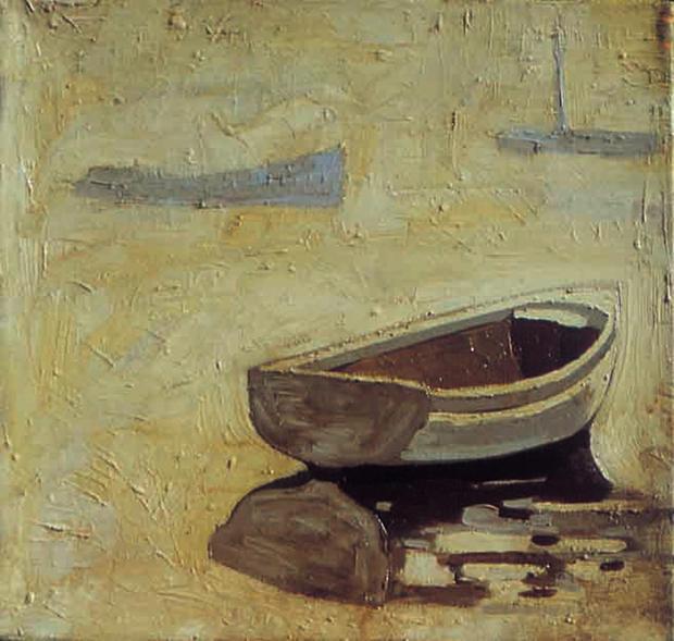 Fishing Boat Maine