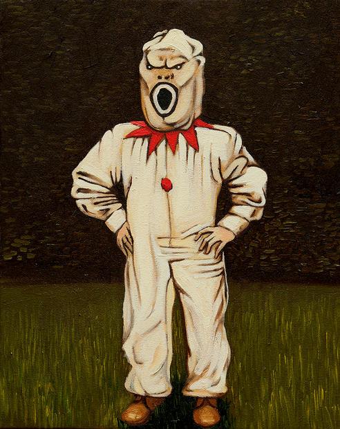 Harlequin Halloween 1930