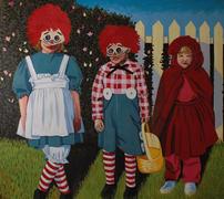 Freaky Threesome Halloween