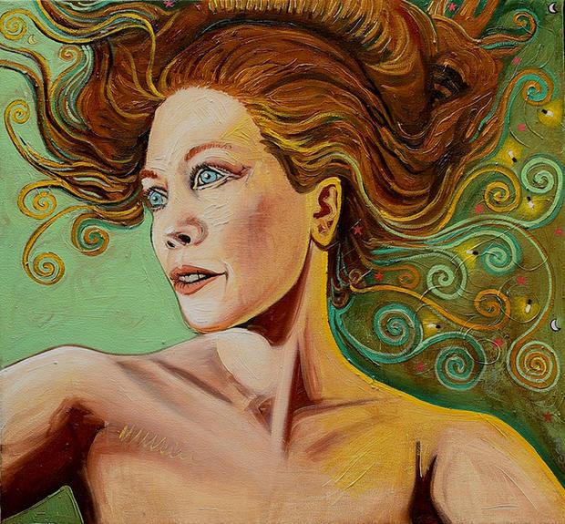 Virginia of the Seven Mystical Seas