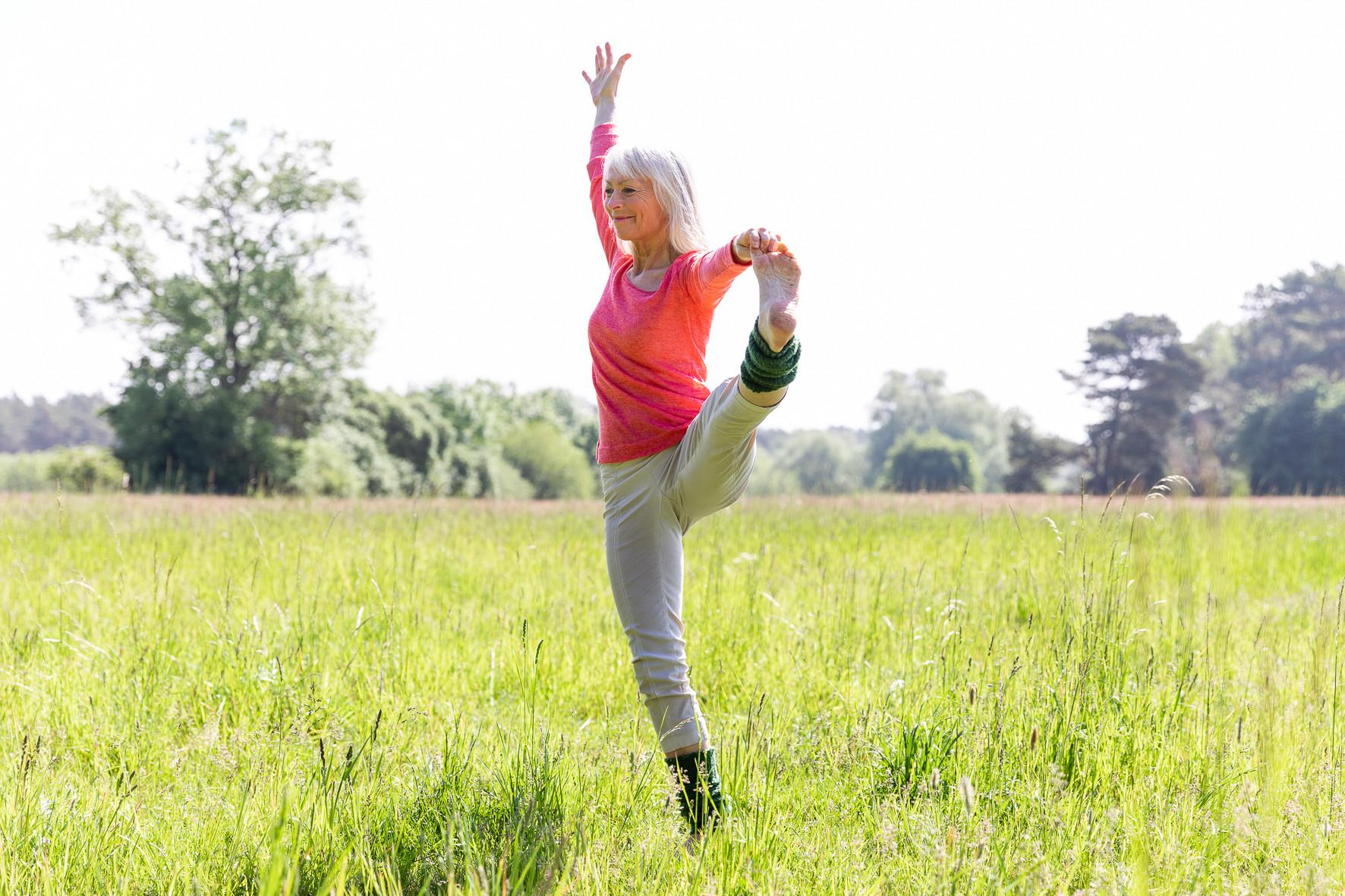Entspannt ins Wochenende - Hatha Yoga
