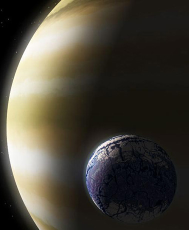 Exomoons: On the hunt for distant worlds.