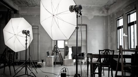 Alquiler de estudio fotográfico
