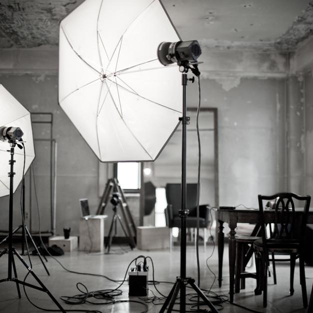 Customised Studio Shoot