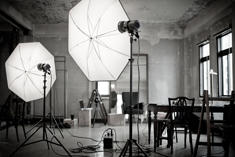 Studio de photographie
