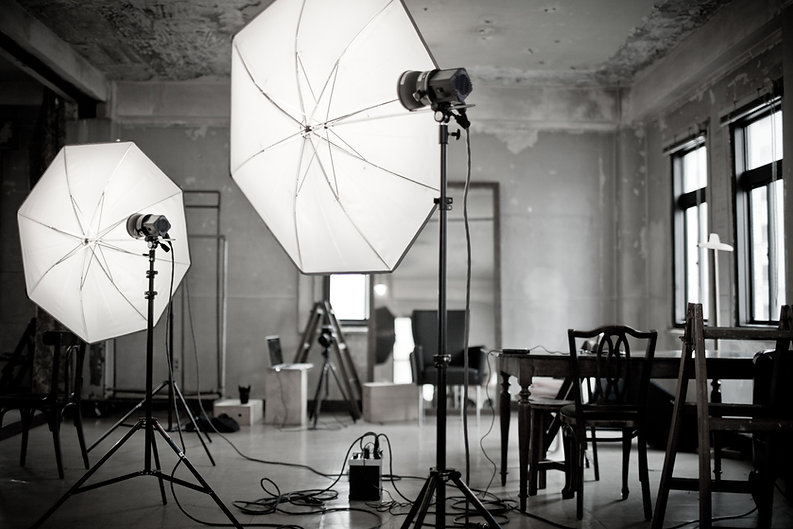 Photo Studio walkie talkie rental