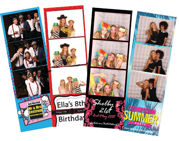 Why hire a Photo Booth for your event?
