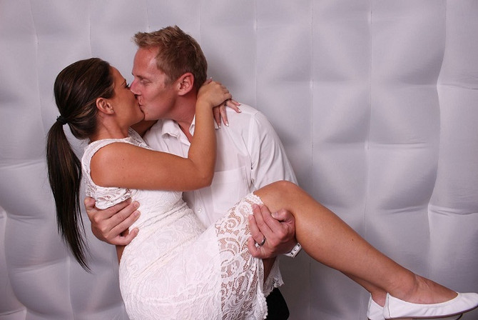 5 Photo Booth Options to Consider for Your Custom Photo Booth Backdrop