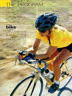 Hers Magazine Road Bike