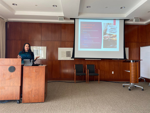 Guest Speaker Natasha Lycia Ora Bannan Discusses Puerto Rico Crisis at UAlbany