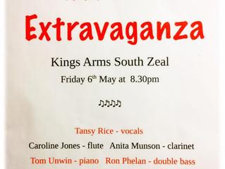 Live Music - Jazz-Latin Extravaganza!