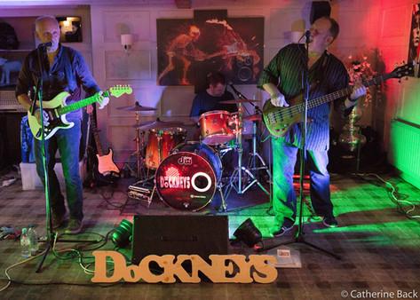 The Dockneys - Sat 10th March