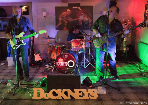 The Dockneys - Sat 10th March