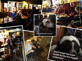 The Day BBC Spotlight came to The Kings Arms!