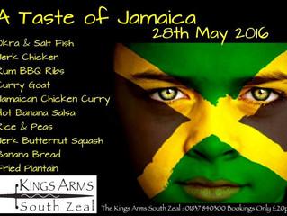 A Taste of Jamaica!