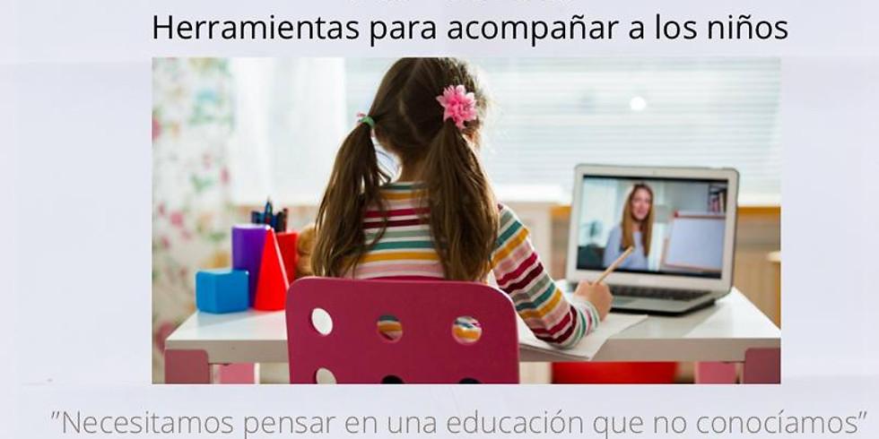 Educación Virtual en Casa: Herramientas para acompañar a los niños