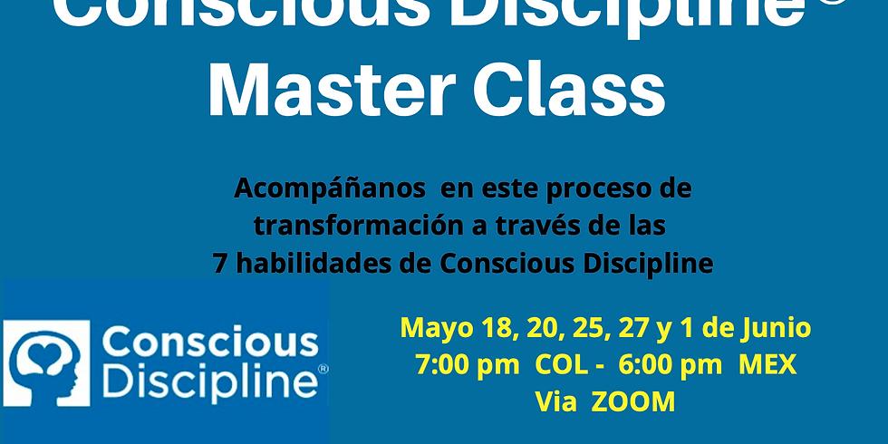 Masterclass Conscious Discipline