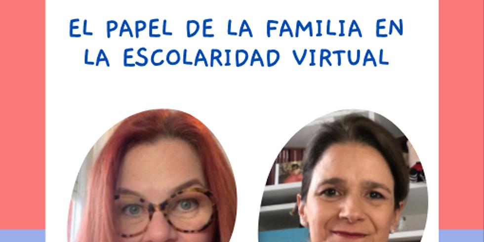 LIVE: El papel de la familia en la escolaridad virtual