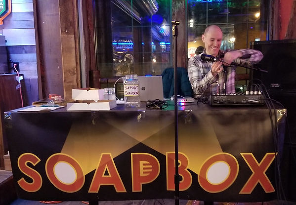 Soapbox Madison Event