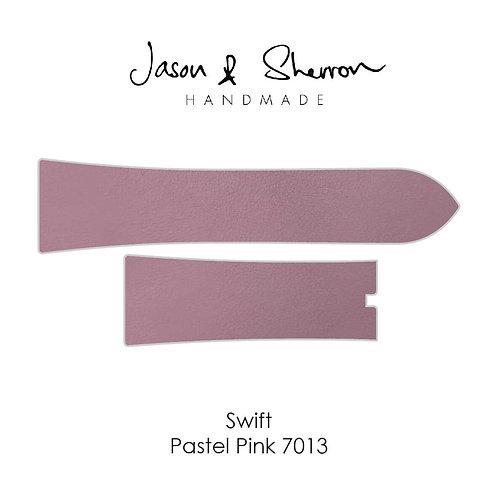 Swift Pastel Pink 7013: Watch Strap Customisation