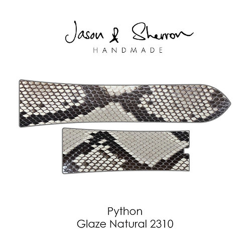 Python Glaze Natural 2310: Watch Strap Customisation