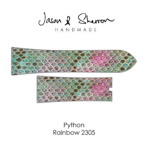 Python Rainbow 2305: Watch Strap Customisation
