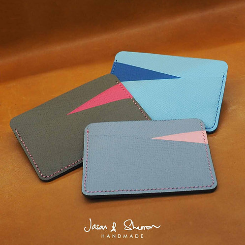 Duo Colour: Card Holder