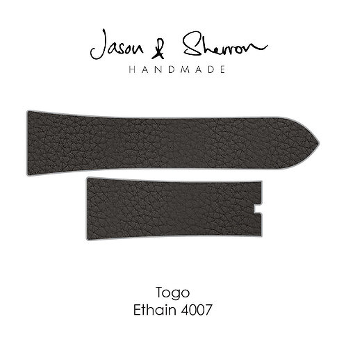 Togo Ethain 4007: Watch Strap Customisation