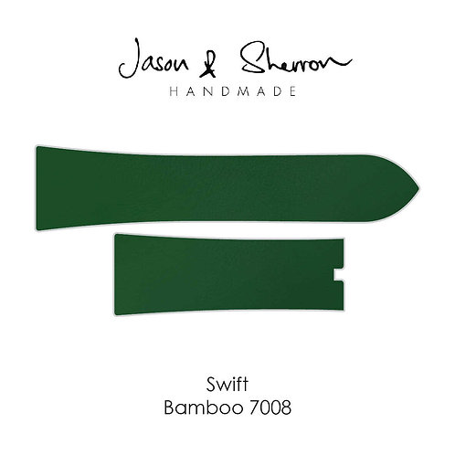 Swift Bamboo 7008: Watch Strap Customisation