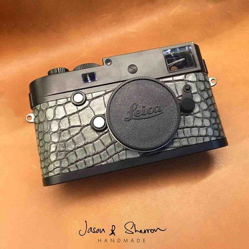 Alligator/Crocodile: Leica Camera Skin