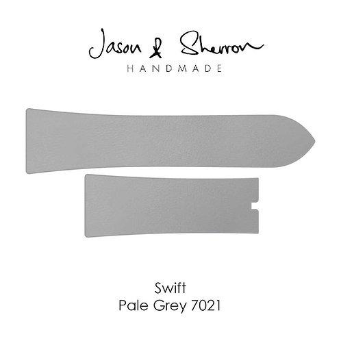 Swift Pale Grey 7021: Watch Strap Customisation