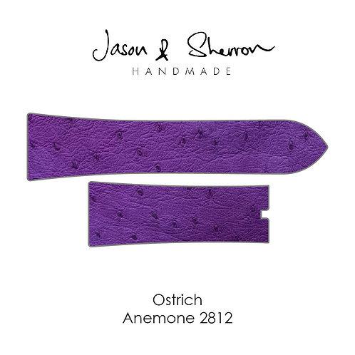 Ostrich Anemone 2812: Watch Strap Customisation