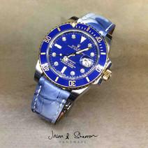 Rolex Oyster Perpetual Submariner Alliga