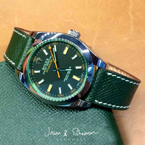 Rolex Oyster Perpetual Milgauss in Epsom